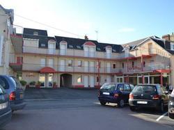 King Hôtel Port-en-Bessin-Huppain