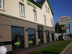 Logis Hotel Le Vert Bocage Franqueville-Saint-Pierre
