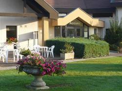 Hotel Mont Vernon Saint-Marcel