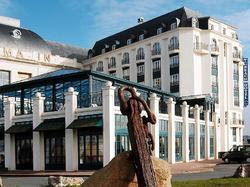 Hôtel Beach Hotel Trouville-sur-Mer