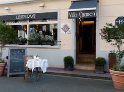 Hotel Restaurant Villa Carmen Trouville-sur-Mer