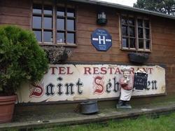 Hotel Le Saint-Sébastien Halluin