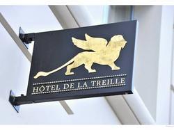 HOTEL DE LA TREILLE LILLE