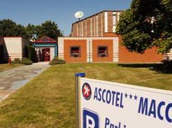 Inter Hotel Ascotel MACCS Lille Grand stade Villeneuve-d\'Ascq