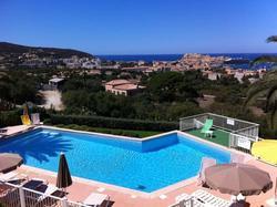Hotel Funtana marina Ile Rousse
