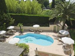 Hotel Les Oliviers Fayence