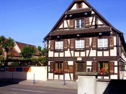 Hôtel Au Cygne Eschau