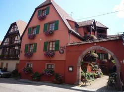 Hôtel Winzenberg Blienschwiller