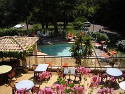 Hôtel Les Palmiers Bormes-les-Mimosas