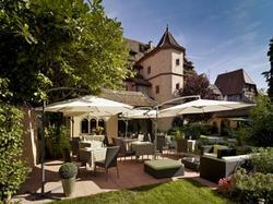 Hotel Hostellerie Abbaye de la Pommeraie Sélestat