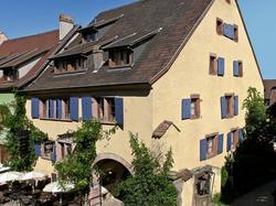 Hôtel de La Couronne RIQUEWIHR