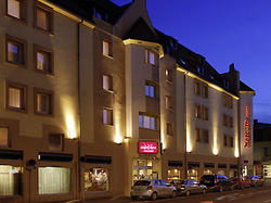 Hotell Mercure Colmar Centre Unterlinden