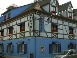 Hôtel Restaurant Aux Deux Roses Neuf-Brisach
