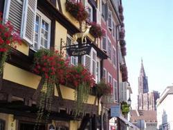 Hôtel Restaurant Au Cerf dOr Strasbourg