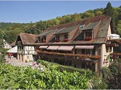 Hotel Domaine Le Moulin Ottrott