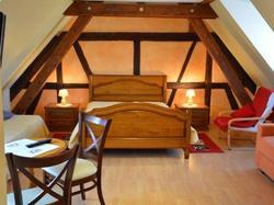 Hôtel Restaurant À la ville de Nancy Eguisheim