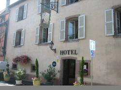 Hôtel Berceau du Vigneron Turckheim