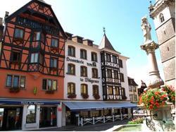 Hotel Hotel La Diligence Obernai