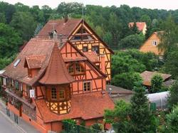 Hôtel Restaurant à lEtoile Baldenheim