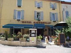 Hôtel Restaurant lAiguebelle Céreste