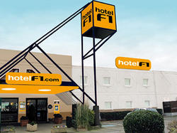 hotelF1 Mulhouse Ile Napoléon ILLZACH