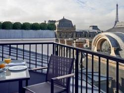 Grand Hôtel Du Palais Royal : Hotel Paris 1