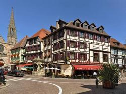Hotel Hôtel De La Cloche Obernai