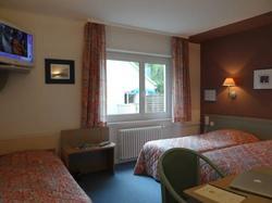 Hotel Hôtel aux Bruyères Orbey