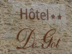 Hotel Hotel de Got Villandraut