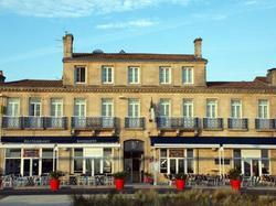 Hotel Logis Hotel De France Et D'angleterre Pauillac