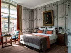 Hôtel Mansart : Hotel Paris 1