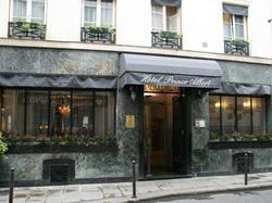 Hotel Prince Albert Louvre Paris