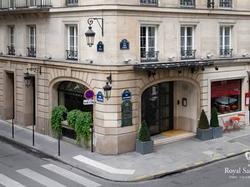 Hotel Royal Saint Honore : Hotel Paris 1