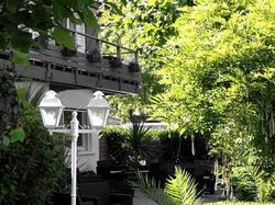 Hotel auberge batby soustons hotel soustons for Maisons errobi