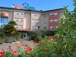 Hôtel Abor Saint-Pierre-du-Mont