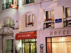 Hôtel Baudelaire Opéra Paris