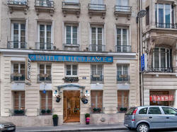 Hotel Ile de France Opéra, PARIS