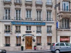 Hotel Ile de France Opéra : Hotel Paris 2
