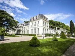 Hotel Château de Rochecotte Saint-Patrice