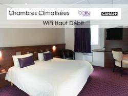 Brit Hotel Tours Sud - Le Cheops