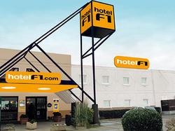 hotelF1 Tours Nord Parçay-Meslay