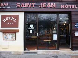 Hôtel Saint Jean Tours