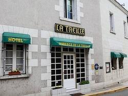 Hotel Auberge de la Treille Saint-Martin-le-Beau