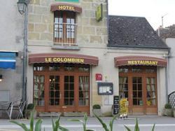 Hotel Logis Auberge Le Colombien Villandry