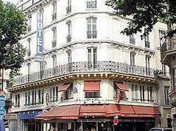 Hotel Best Western France Europe : Hotel Paris 3