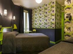 Hôtel de Roubaix : Hotel Paris 3