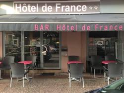 Bar Hôtel de France Saint-Dié