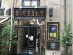 Hôtel Saint Merry Paris