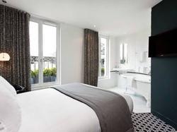 Hôtel Emile : Hotel Paris 4
