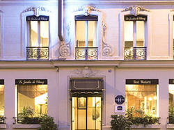 Hotel paris 5 me arrondissement cuisine fran aise for Best western le jardin de cluny hotel paris